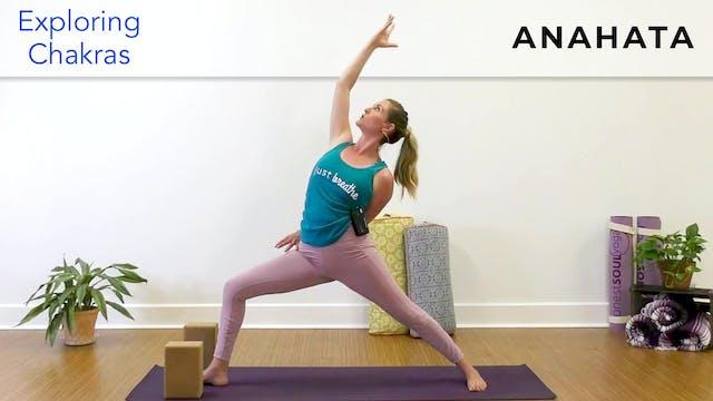 Alex : Chakra Yoga - Heart Flow