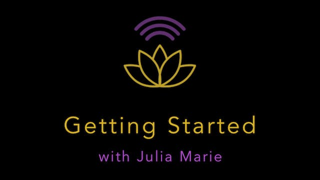 Julia Marie: Getting Started: Power W...