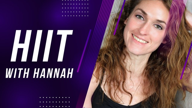 HIIT With Hannah