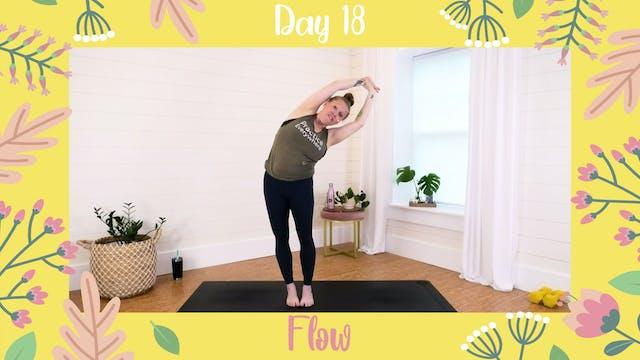21 Day Challenge - Day 18: Suzie