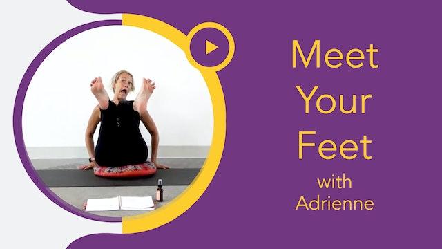 FamilyFlow: Kids Yoga - Meet Your Feet