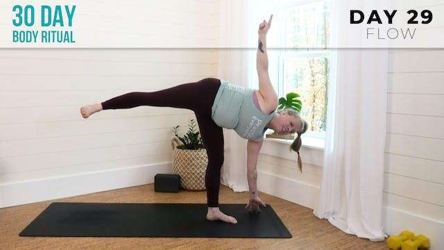 Suzie: Power Up Dynamic Balance Flow