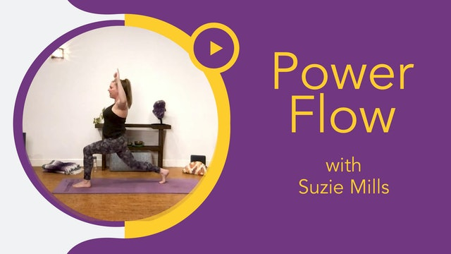 Suzie Mills : Power Flow