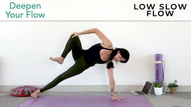 Julia Marie : Flow - Low & Slow
