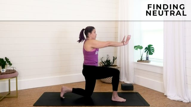Vanessa - Shoulder Stability Part 1: ...