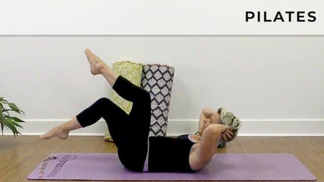 Darina : Pilates on the Mat