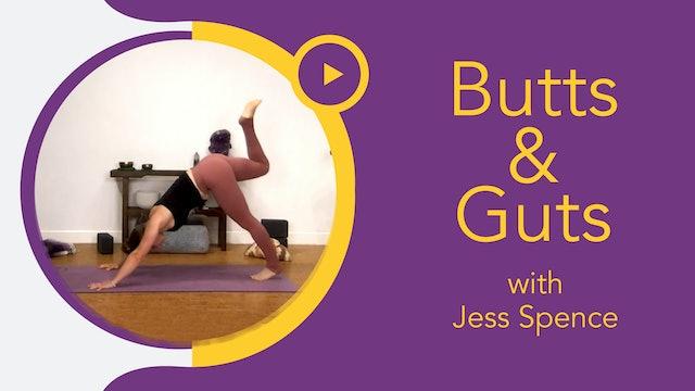 Jess: Butts & Guts