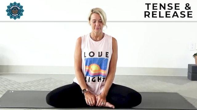 FamilyFlow: Tense & Release Bedtime Meditation