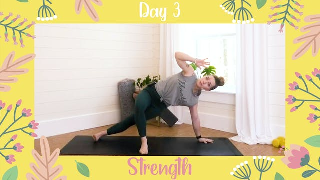 Jess: 21 Day Challenge - CORE Strength