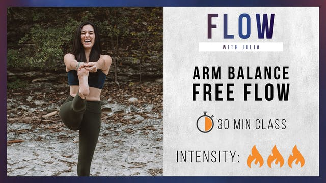 Julia: Motivational Free-Flow
