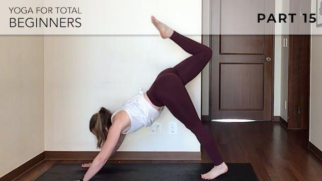 Evelyn -Yoga For Beginners: Celebration