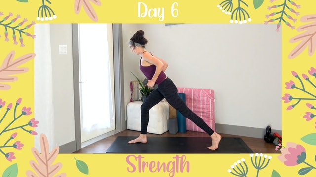 21 Day Challenge - Day 6: Julia Marie