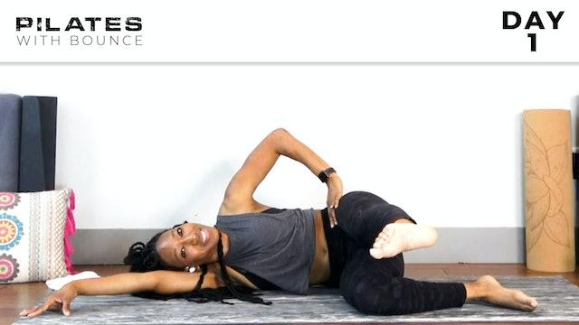 Bounce: Mat Pilates Challenge: Full Body Tone