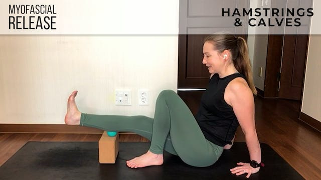 Evelyn: Myofascial Release -  Tight H...
