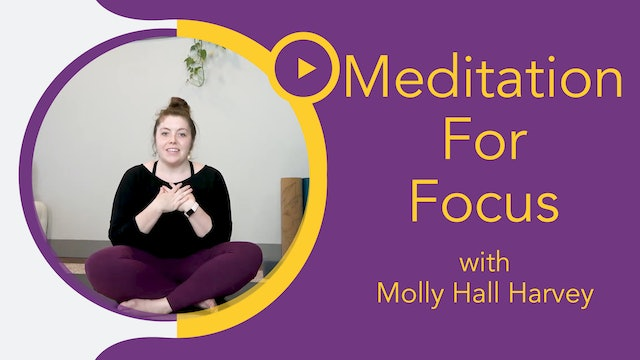 Molly : Meditation For Focus