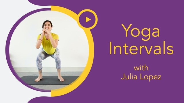 Julia Marie : Get Fit - Go-to Yoga Intervals