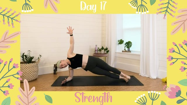 21 Day Challenge - Day 17: Jess