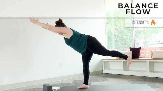 Molly : Beginners - Balance Flow