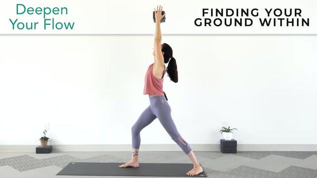 Julia Marie: Intermediate Yoga - Find...