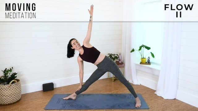 Julia Marie: Flow for a Strong Back & Open Front