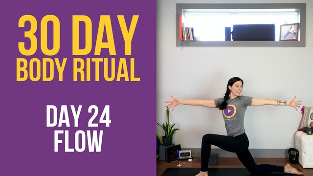 Julia Marie: 30 Day Body Ritual Challenge - Day 24
