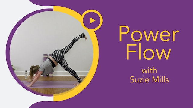 Suzie Mills : Power Flow 2.0