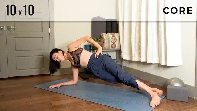 Julia: 10x10 core workout with julia