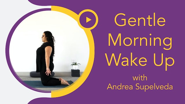 Andrea: Gentle Flow - Morning Wake Up