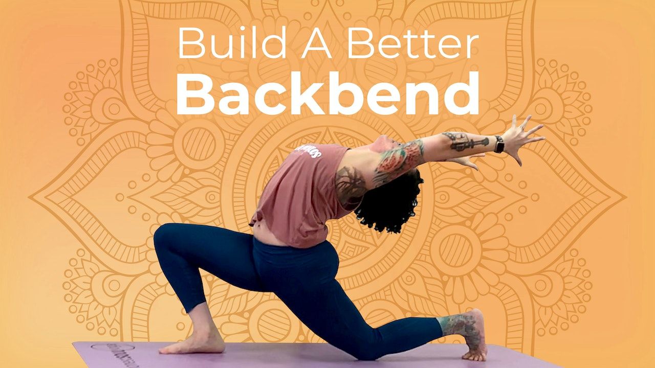 Better Backbends with Maria