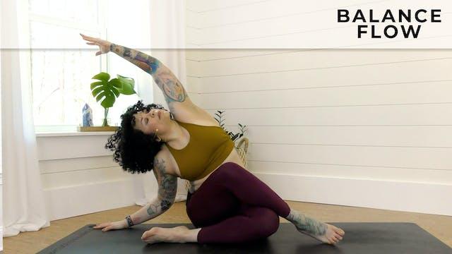 Maria: Slow Burn - Balance Flow