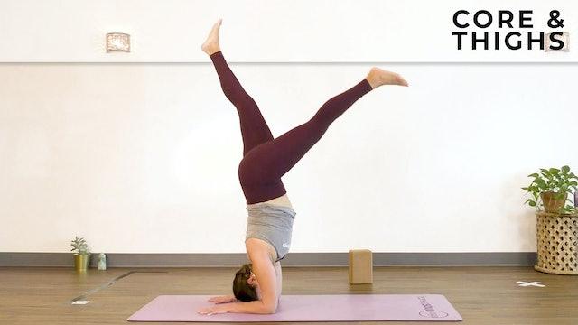 Vanessa : Align Flow - Core & Inner Thighs