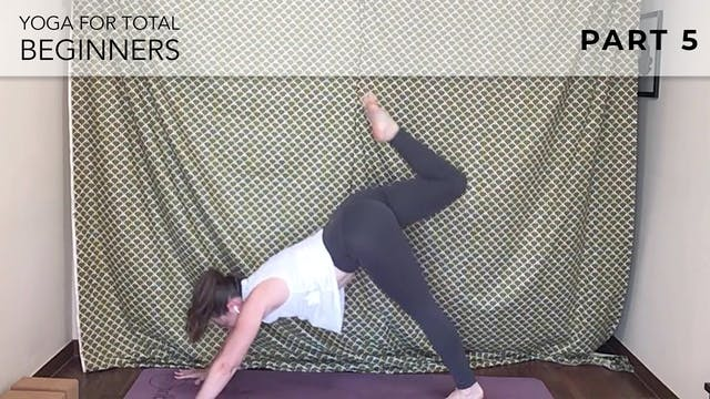 Evelyn at Home:  Yoga For Total Begin...