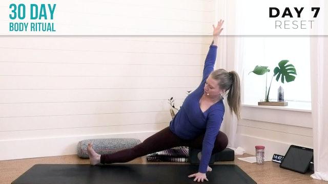 Suzie: Flow, Stretch & Release