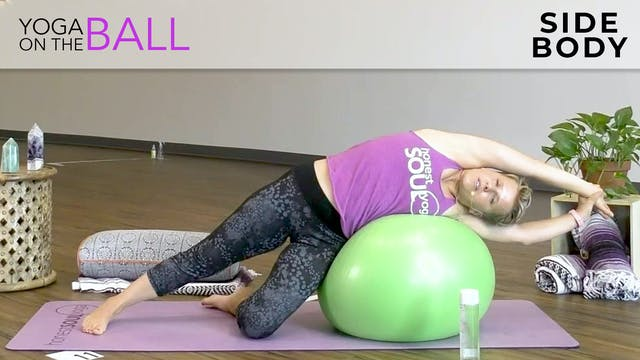 Darina : Pilates & Yoga on a Fitness ...