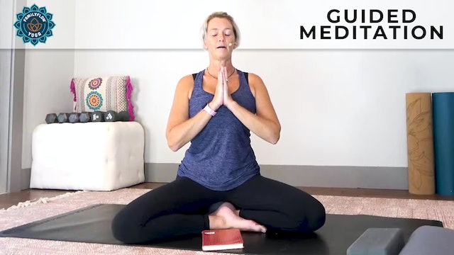 FamilyFlow : Yoga for Teens  Inter Connected Guided Meditation