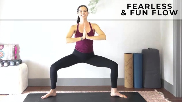 Julia Marie : Yoga Flow - Fearless & Fun Arm Balance Class