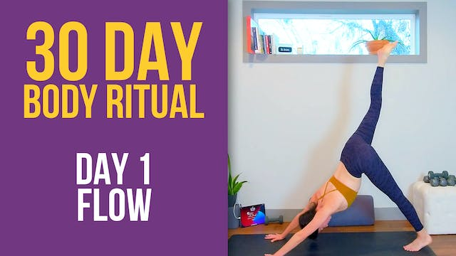 Julia Marie: 30 Day Body Ritual Chall...