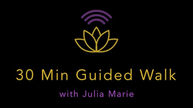 Julia Marie : Meditation - 30-Minute ...