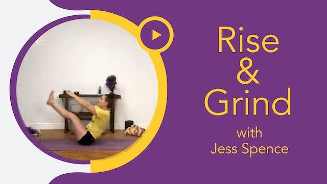 Jess: Rise & Grind
