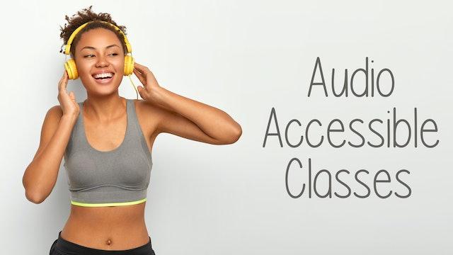 Audio Accessible Classes