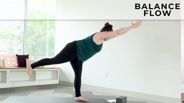 Molly : Beginners - Balance Flow