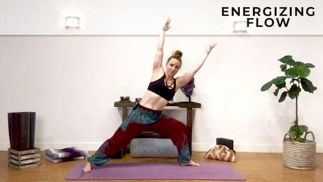 Jess : Energizing Flow