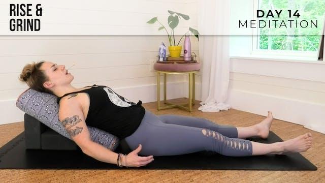 Meditation & Rest With Jess: Healing ...