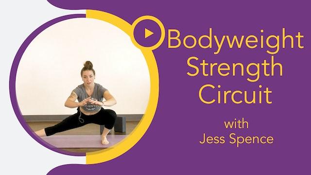Jess : Bodyweight Strength Circuit