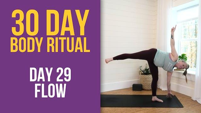 Suzie: 30 Day Body Ritual Challenge -...