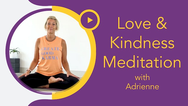 FamilyFlow Love & Kindness Meditation