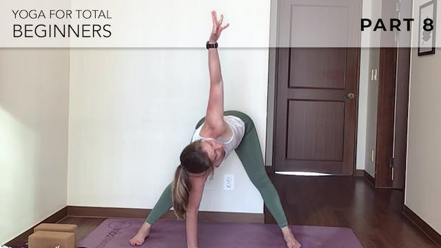 Evelyn at Home: Yoga For Total Beginn...