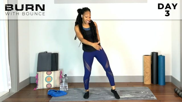 Burn with Bounce: Dance & Flow