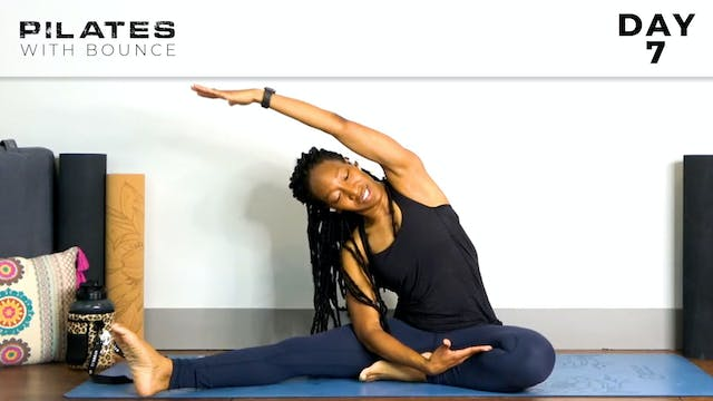 Bounce: Mat Pilates Challenge: Get To...