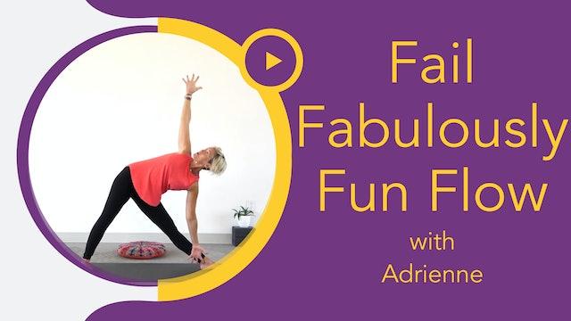 Fail Fabulously FamilyFlow